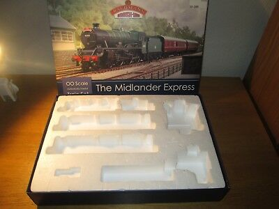 Bachmann Oo Gauge 30-285 The Midlander Express ( Empty Box Only )
