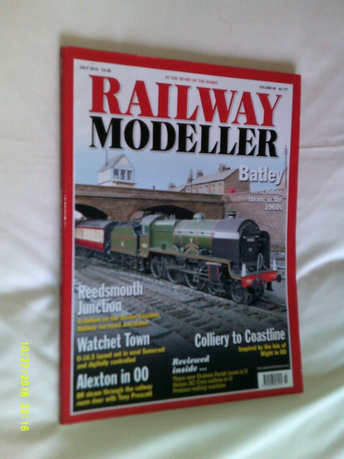 Railway Modeller July 2015 Volume 66 No. 777