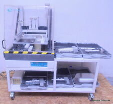 Chemspeed Asw 2000 Chemistry Synthesis System With Gilson Syringe Pump Model 402