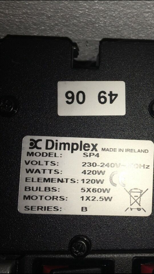 Andet, Dimplex