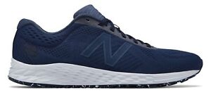 New-Balance-Men-039-s-Fresh-Foam-Arishi-Sport-Shoes-Navy-with-Blue