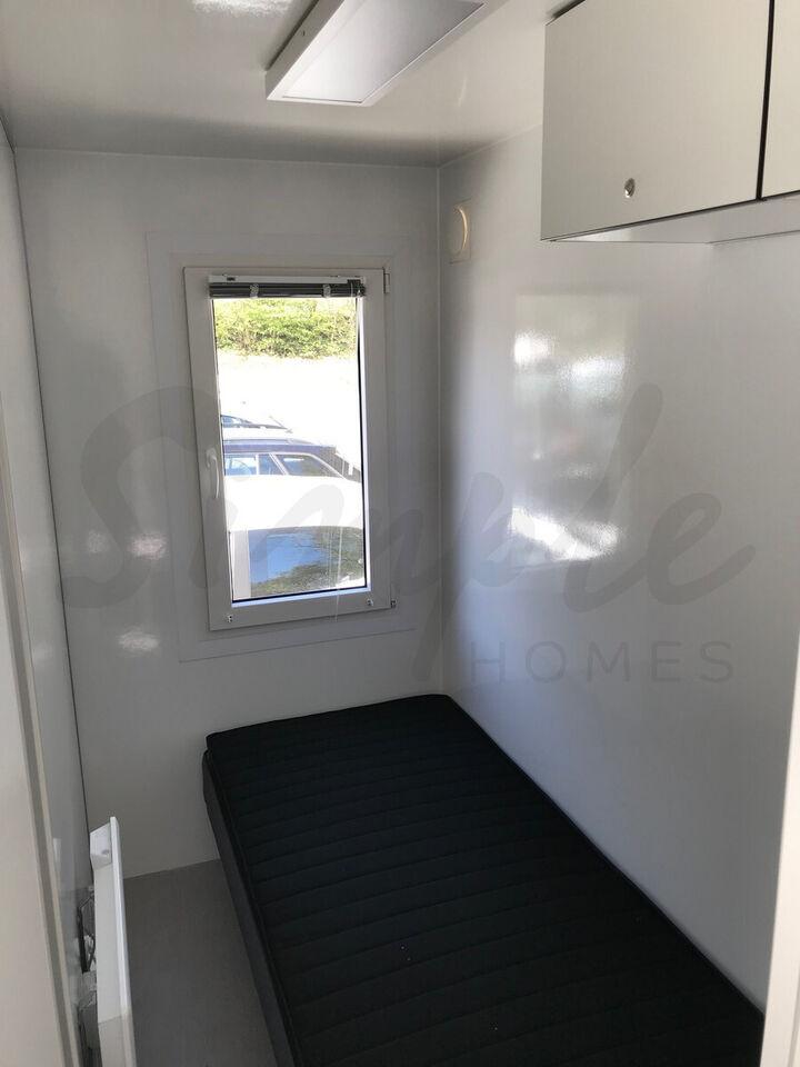 5 personers luksus beboelsesvogn 3-værelses