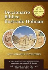 Diccionario Biblico Ilustrado Holman Revisado y Aumentado (Spanish Edition)