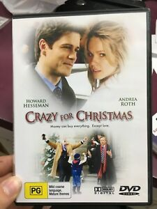 Crazy For Christmas.Details About Crazy For Christmas Region 4 Dvd 2005 Family Drama Movie Rare