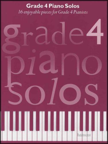 Grade 4 Piano Solos Music Book 16 Enjoyable Pieces