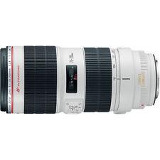 NEW Canon EF 70-200mm f/2.8L IS II USM Lens UK DISPATCH