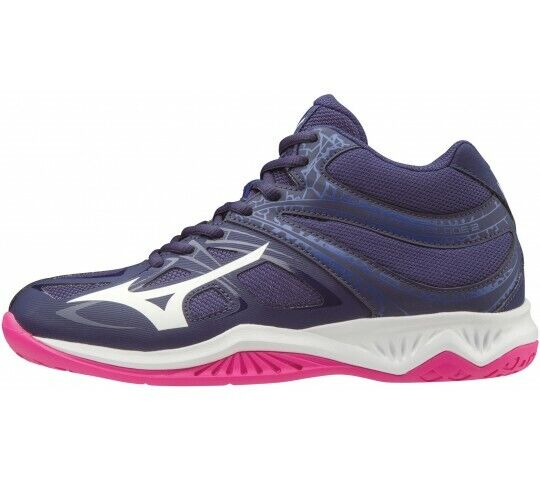 Scarpe pallavolo MIZUNO THUNDER BLADE 2 MID V1GC197502 donna volley shoes