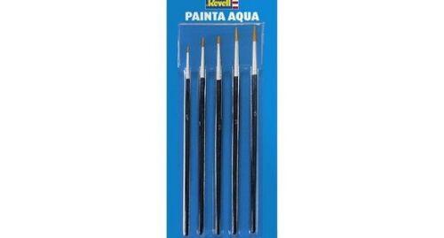 Painta Aqua Set // Pinsel-Set Neu Zubehör Revell 39624