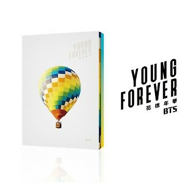 eldo YOUNG FOREVER BTS Sp Album DAY ver  2CD+POSTER+112p Photo Book+1p Card  769079133049 | eBay
