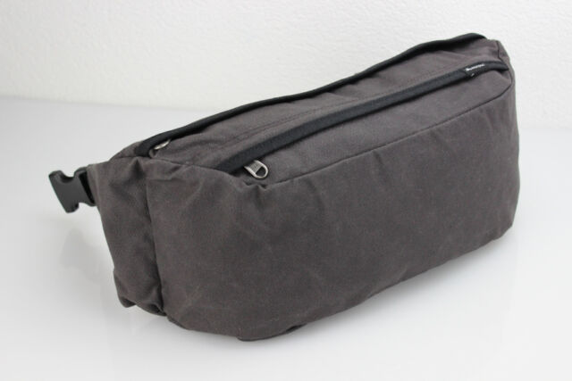 Large Outdoor Belt Bag Modules Piece by Macpac, with 5l Volume, Water Resistant