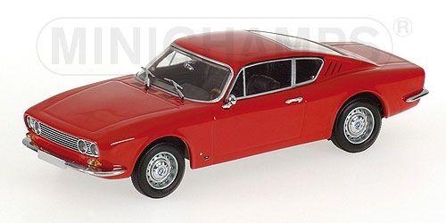 Ford Osi 20 M TS 1967 rouge  1 43 Model MINICHAMPS  meilleure qualité meilleur prix