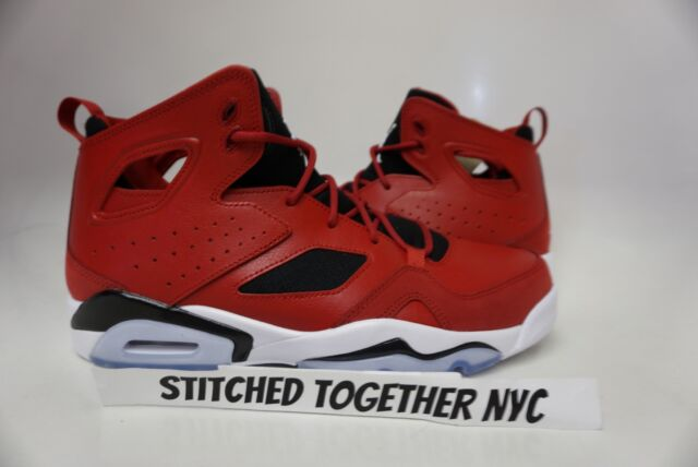buy online 68393 2ba7d Air Jordan Flight Club '91 Gym Red White Black Retro Mens ...