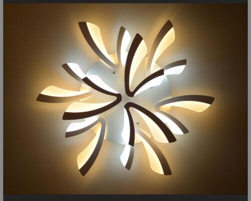 XW062  LED Deckenleuchte Deckenlampe Lichtfarbe  Helligkeit einstellbar   A+