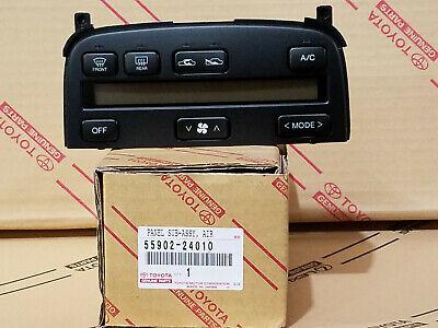90,91,92 Lexus LS400 a//c Climate Control heater control  HVAC $100 core refund