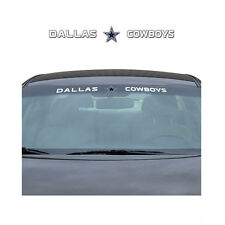 Team ProMark NFL Dallas Cowboys Car Truck Suv Windshield Decal Sticker