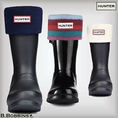 Hunter Kids Boot Sock Cream Textile Infant Socks
