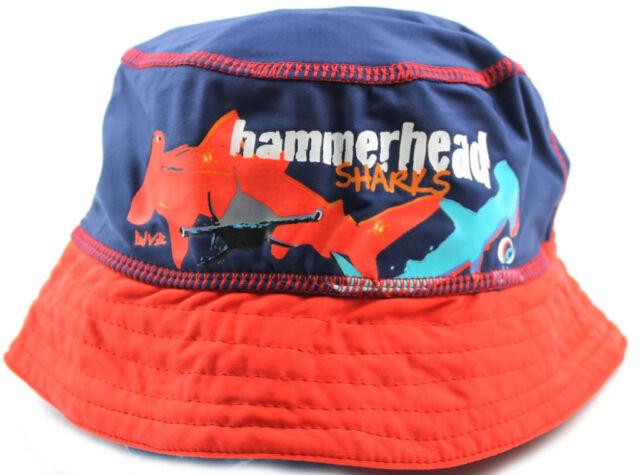Bucket Hat Size 2 3 4 5 6 Rash Swimming Yabby Boys Cap Beach BRAND ... 90d0c5290915