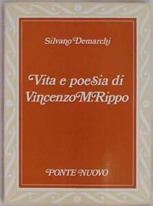 SILVANO-DEMARCHI-VITA-E-POESIA-DI-VINCENZO-MARIA-RIPPO-SPOLETO-NAPOLI-UMBRIA
