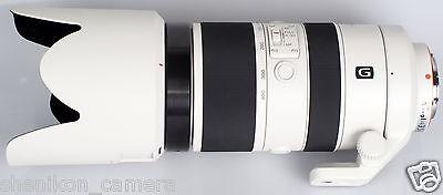 Brand New Unused Sony 70-400mm F4-5.6 G SSM II Alpha Tele Zoom Lens SAL70400G2