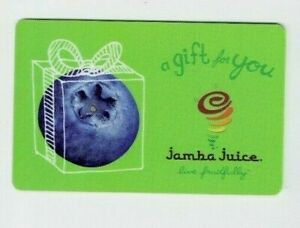 Jamba-Juice-Gift-Card-Blueberry-in-a-Box-Smoothie-Restaurant-No-Value