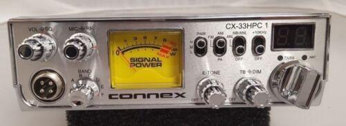 SCHOTTKY UPGRADE PRO TUNED /& ALIGNED CONNEX CX33HPC1 10 METER AMATEUR RADIO