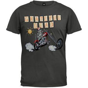 Grateful Dead Uncle Sam Skull Officially Licensed Adult T Shirt