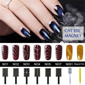 Image Is Loading Cat Eye Gel Polish Magnet Sticks K For