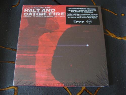 1 of 1 - Slip Album: Paul Haslinger : Halt And Catch Fire : TV OST Sealed Tangerine Dream