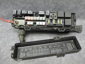 2000 Chrysler Concorde & LHS 3.5 Underhood Main Fuse Box Relay Center OEM  21653 | eBayeBay