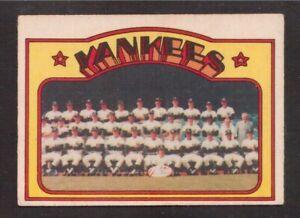 O-PEE-CHEE-1972-NEW-YORK-YANKEES-TEAM-CARD-237