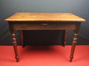 Antico tavolino scrittoio in stile luigi filippo 800 scrivania legno