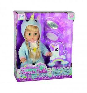 bambola unicorno