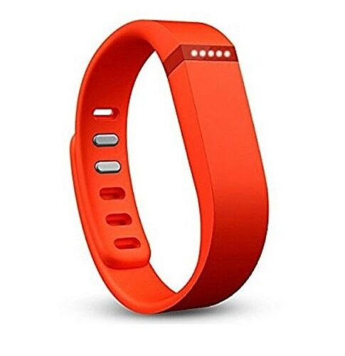 FITBIT Flex OFFICIAL Replacement Wristbands Size LARGE Navy// Teal// Tangerine