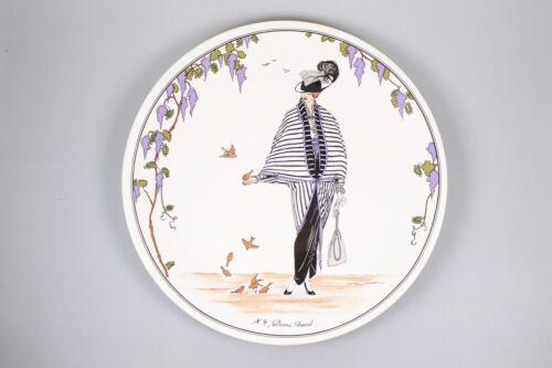 Villeroy & Boch VB Design 1900 Sammelteller Nr. 4 Demi Deuil 26,5cm