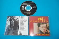 "ELVIS COSTELLO and The Attractions "" PUNCH THE CLOCK "" CD 19 NUOVO"