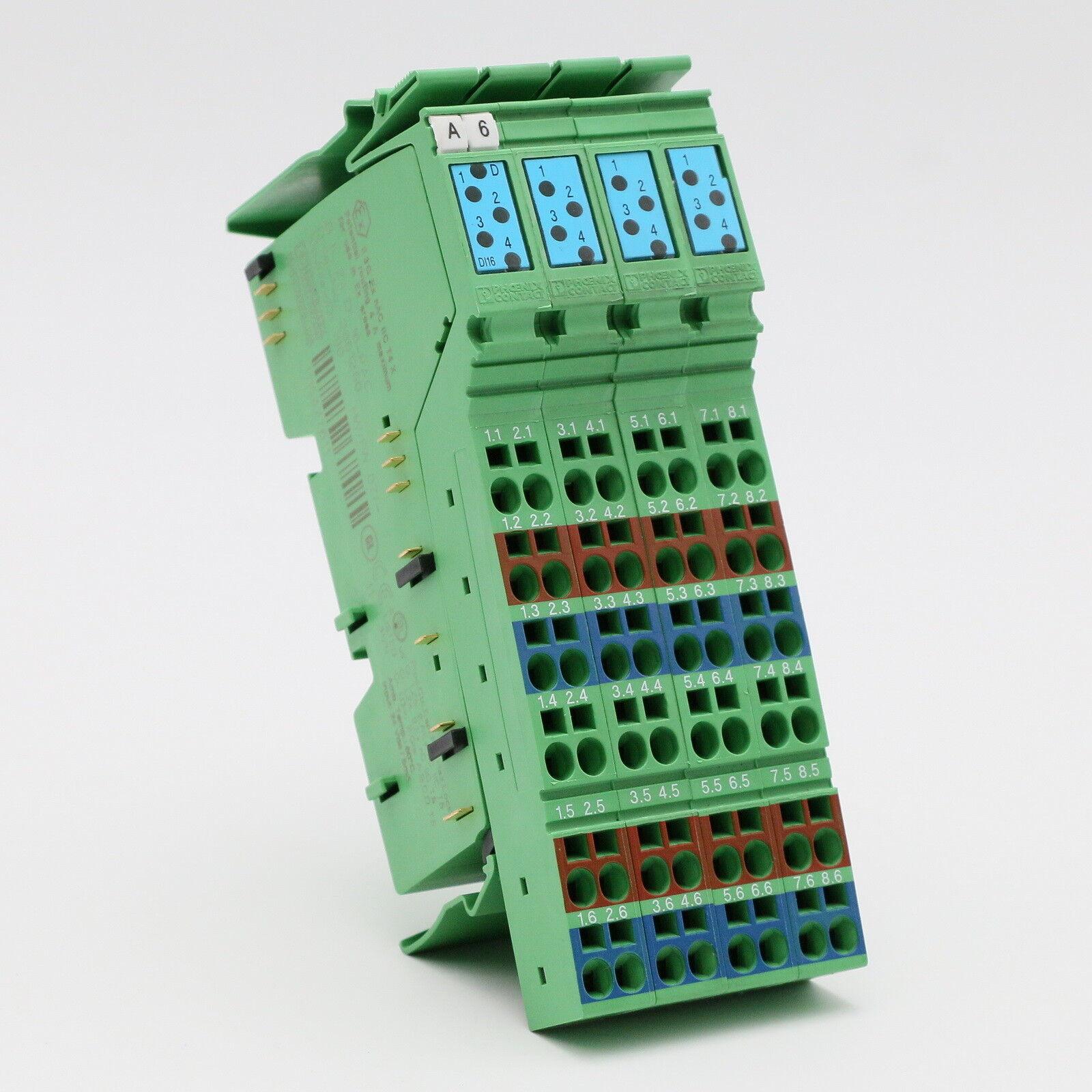 Phoenix Contact 2861250 E A-Module IB IL 24 DI 16-PAC