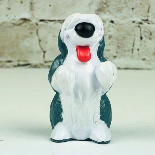 "Disney La Petite Sirène Prince Eric le chien de Max 2.5/"" Tall PVC Figure"