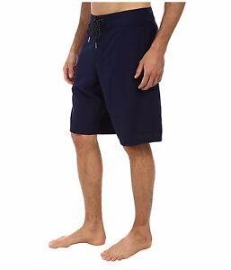 NEW BILLABONG swim boardshorts board shorts trunks turquoise plaid blue 30 31 34