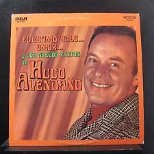 Hugo Avendano - El Ultimo Vals Amor Y Los Nuevo Exitos De LP Mint- MKS-1834