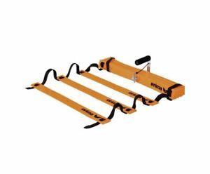 Erima-Training-Koordinationsleiter-flex-orange-schwarz