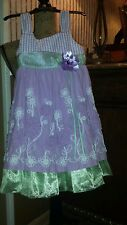 GIRLS DRESS RARE EDITIONS SIZE 5