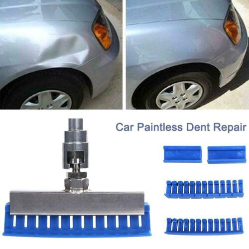 6Pcs Blue Slide Hammer Tool Puller Lifter The Cars Paintless Dent Removal Repair