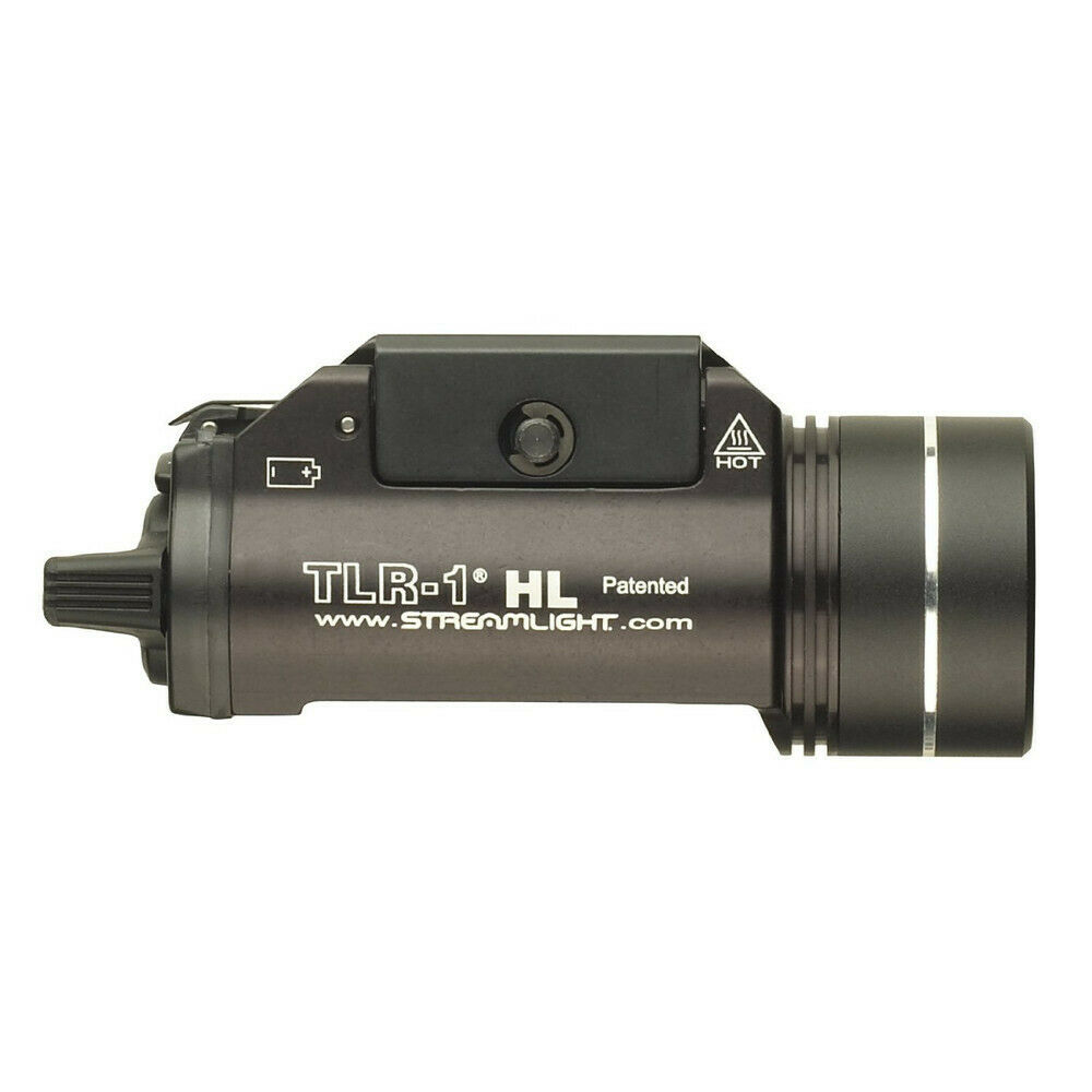 Streamlight TLR-1 HL Rail Mount LED White 800 Lumens Tactical Light - 69260