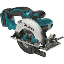 "Makita XSS03Z 18-Volt LXT Lithium-Ion 5-3/8"" Cordless Circular Saw, Tool On"