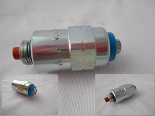LUCAS 12 Volt  solenoid valve Magnetventil Stoppschalter Einspritzpumpe CAV