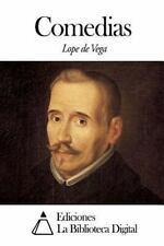 Comedias by Lope de Vega (2014, Paperback)