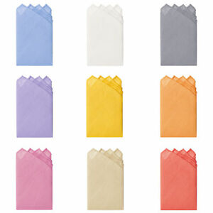 Jacob-Alexander-Linen-Handrolled-15-034-x-15-034-Pocket-Square-Hanky
