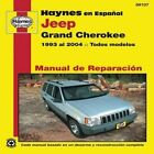 Jeep Grand Cherokee Overhaul Manual by John H Haynes, Larry Warren (Paperback, 2013)