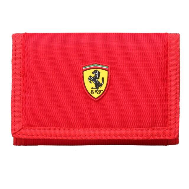 Ferrari Keyholder Wallet - Red