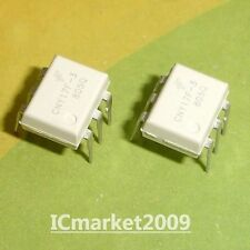 50 PCS CNY17F-3 DIP-6 OPTOCOUPLERS FOR POWER SUPPLY APPLICATIONS